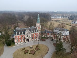 Pawłowice - pałac