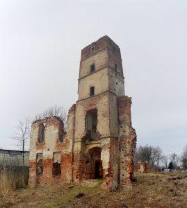 Smolec - wieża