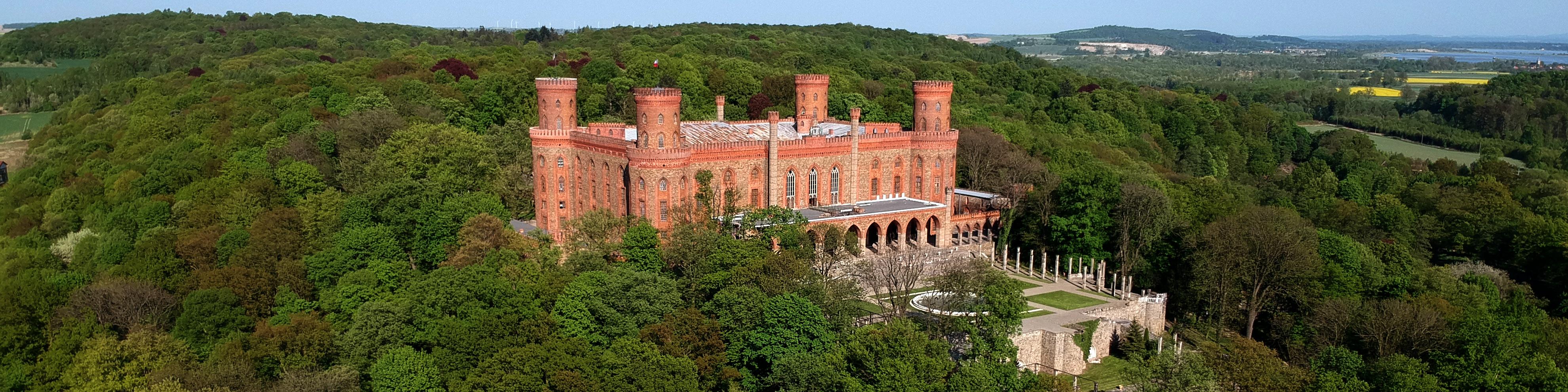 Kamieniec Ząbkowicki – pałac Marianny Orańskiej