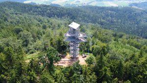 Oryginalna wieża widokowa